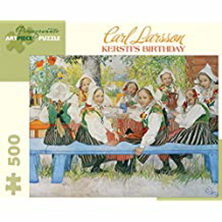 Picture of Carl Larsson Puzzle, 500 piece