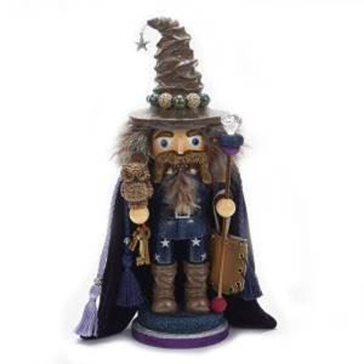 Picture of Brown Wizard