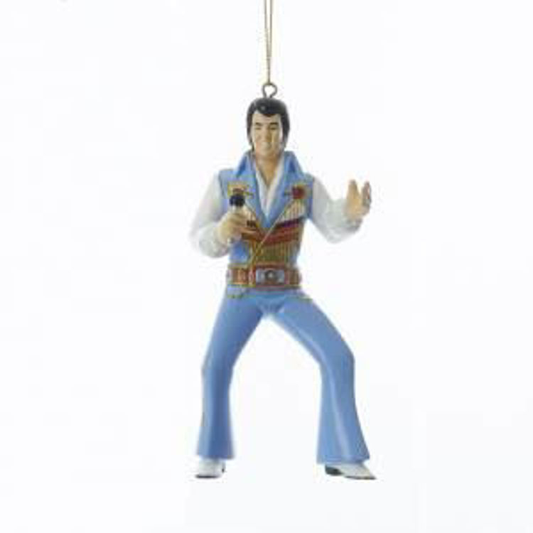 Picture of Elvis® prehistorical suit ornament
