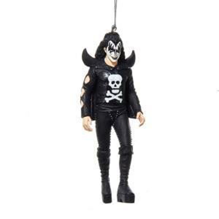 Picture of KISS® Demon Ornament