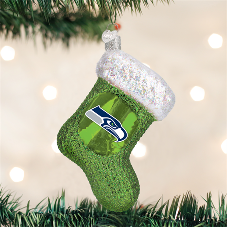 Picture of Seattle Seahawks Stocking