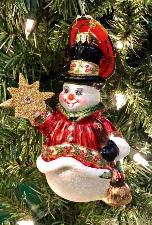 Picture of Star Struck Snowman