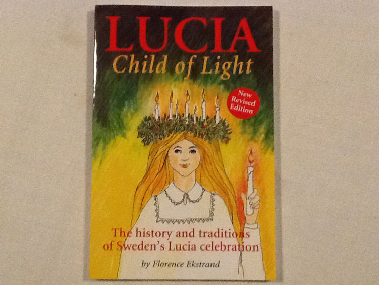Picture of Lucia, Child of Light Book