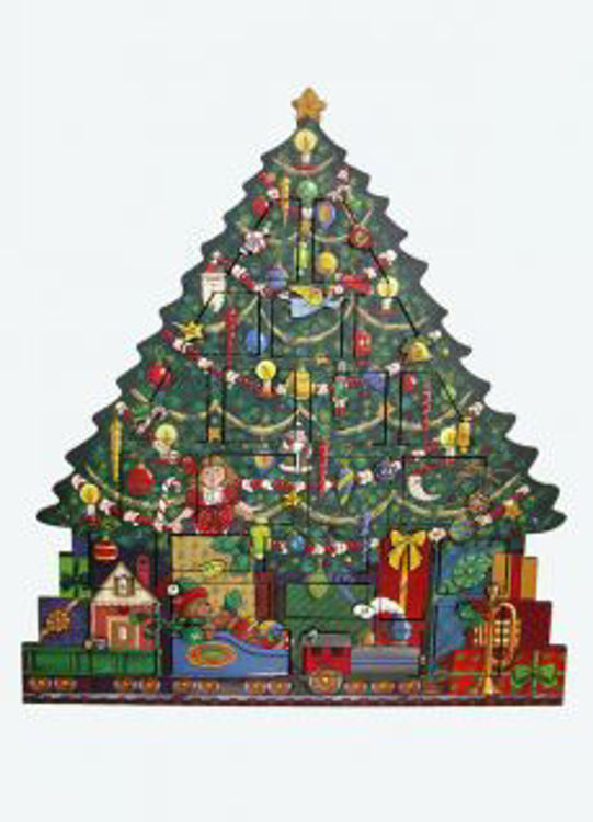 Picture of Christmas Tree Advent