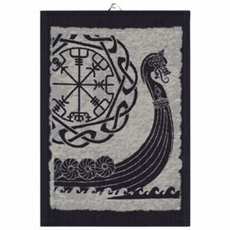Picture of Ekelund Linen, Viking Ship