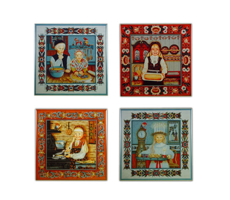 Picture of Tiles by Suzanne Tofty