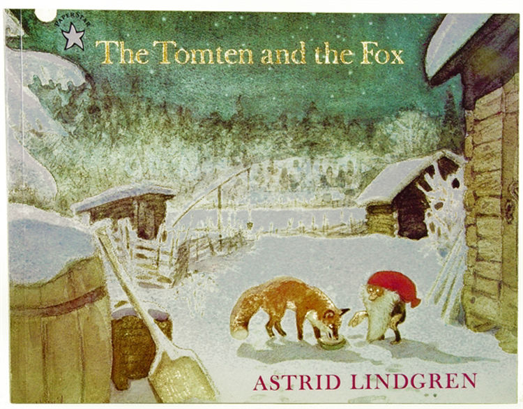 Picture of The Tomten and the Fox