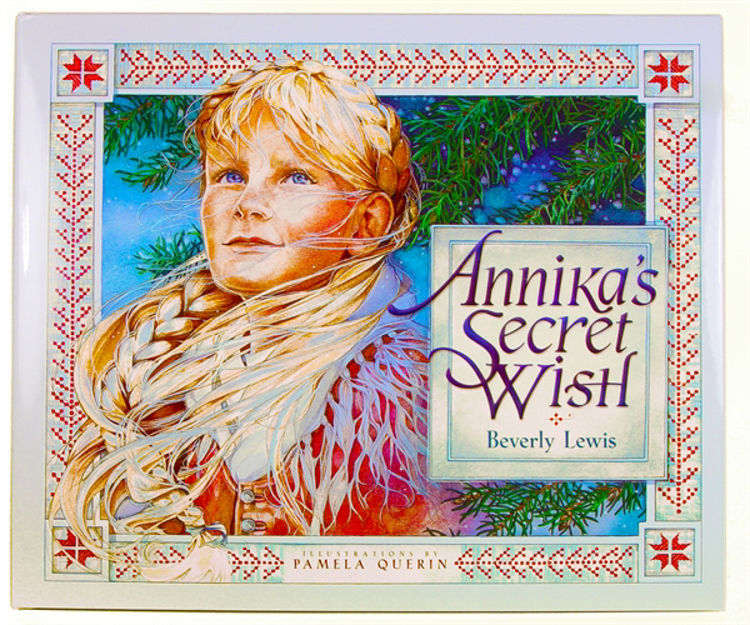 Picture of Annika Secret Wish, by Beverly Lewis