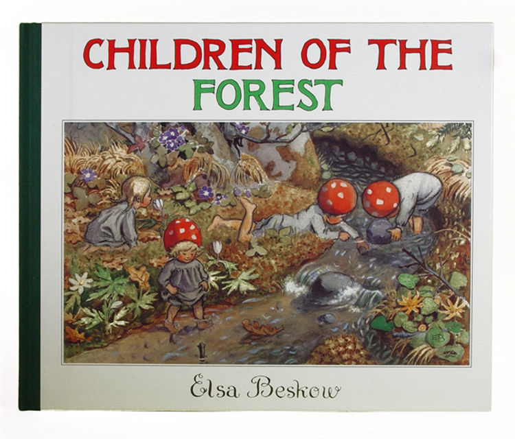 Picture of Children of the Forest (Large), by Elsa Beskow