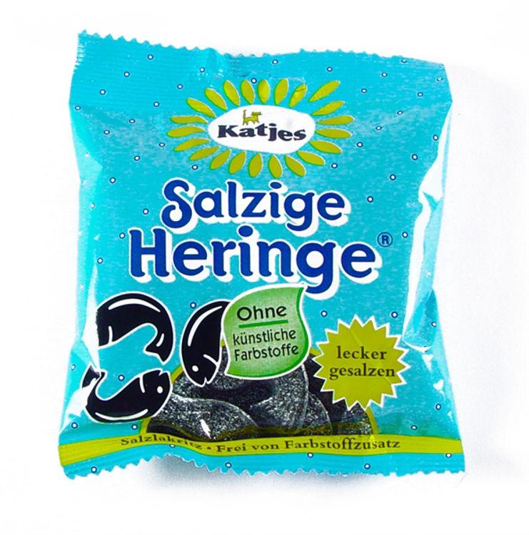 Picture of Katjes Salzige Heringe,200g