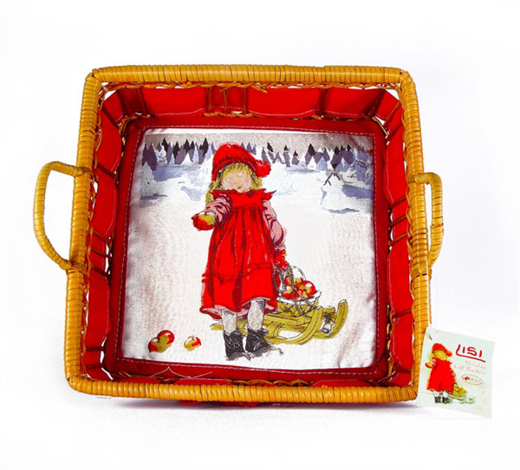 Picture of Apple Girl Basket