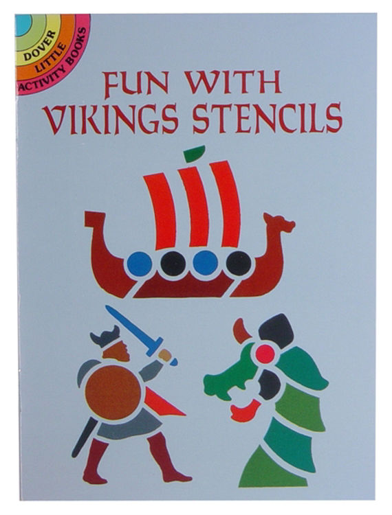 Picture of Fun with Viking Stencils