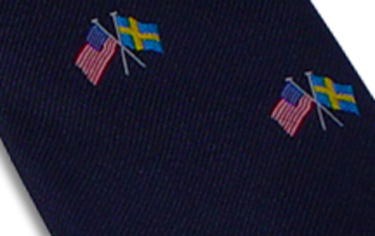 Picture of Tie  (Swedish/American)