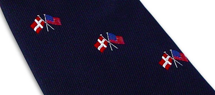 Picture of Tie ( Danish/American)