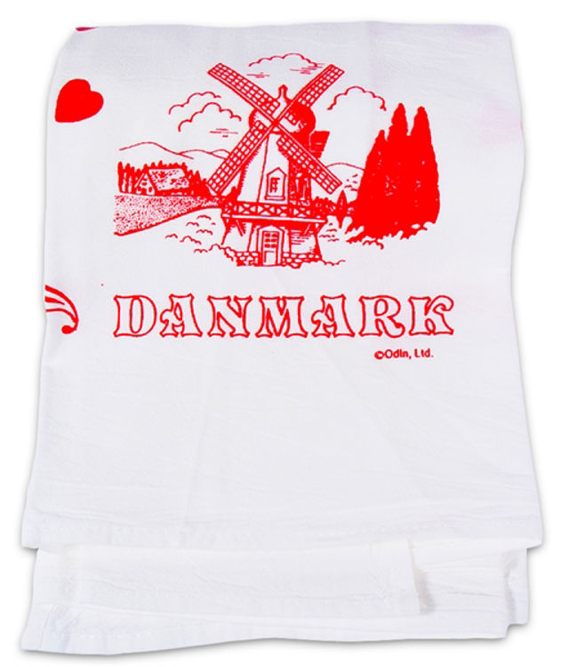 Picture of Danish Dish Towel
