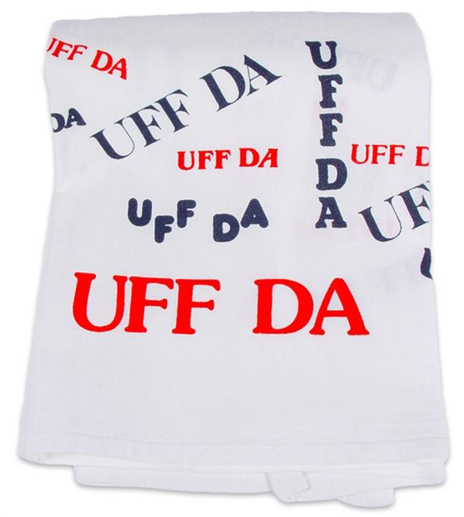 Picture of Uff Da Dish Towel