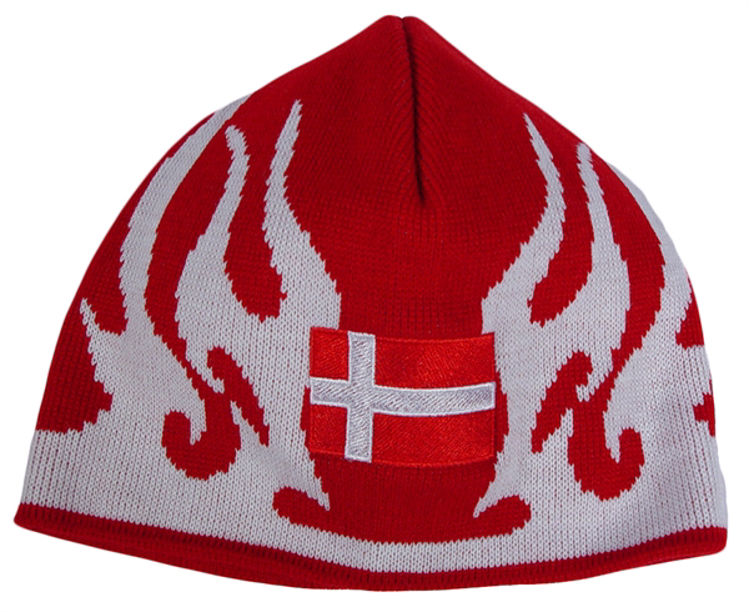 Picture of Danish Cap with Flames