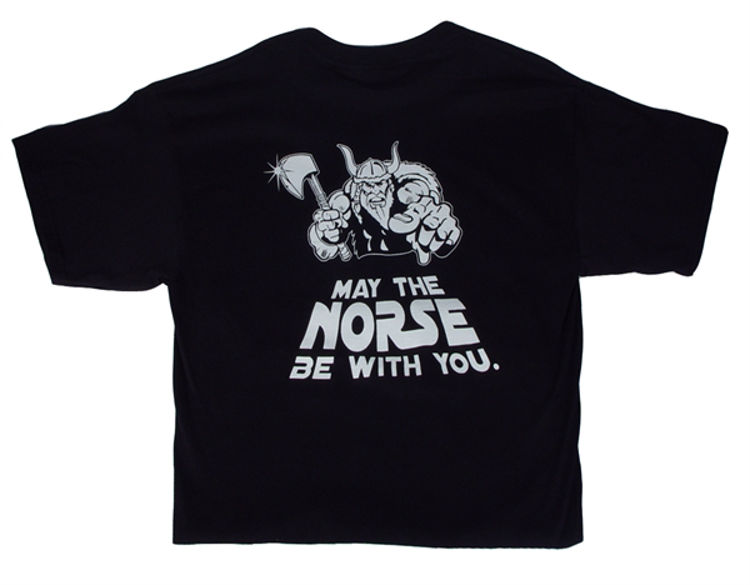 Picture of May The Norse be with you T-Shirt