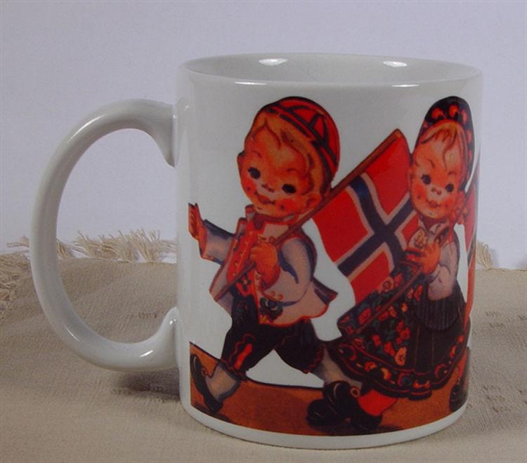 Picture of Norwegian Dancers Mug