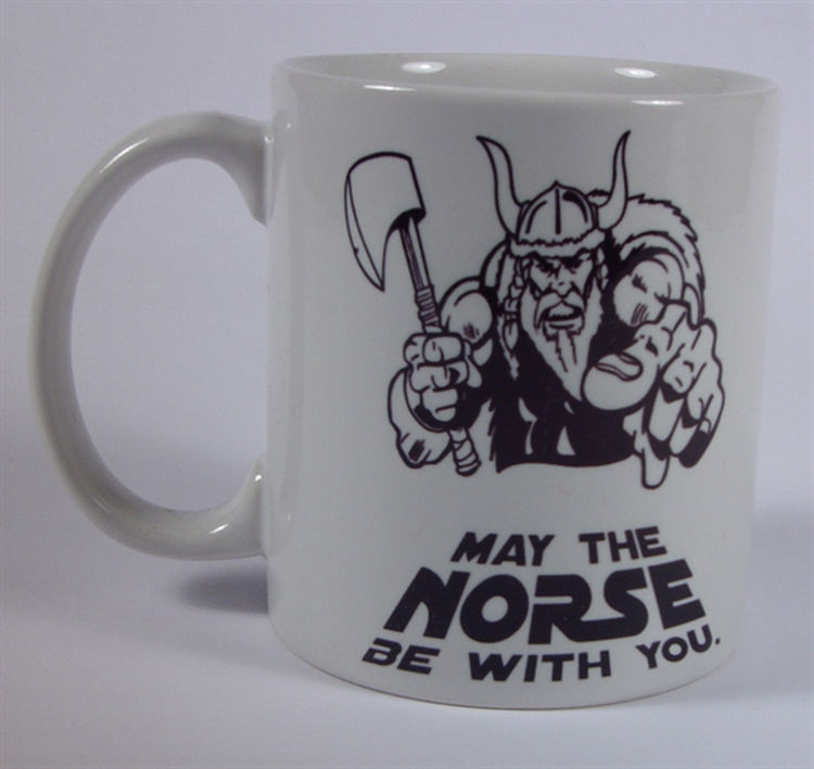 Picture of May The Norse be with you Mug