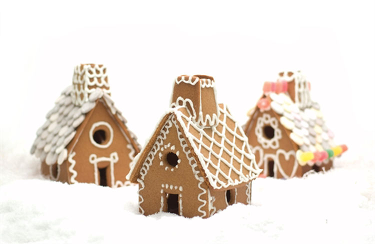 Picture of Gingerbread House Cookie Cutter