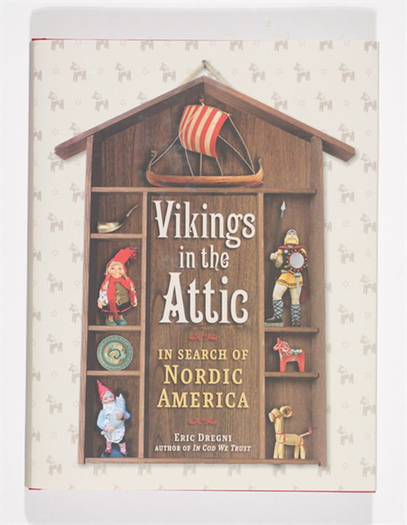 Picture of Vikings in the Attic Book