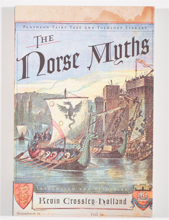 Picture of The Norse Myths Book
