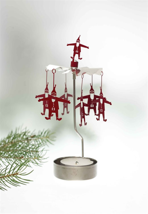 Picture of Pluto Nisse Rotary Candle Holder