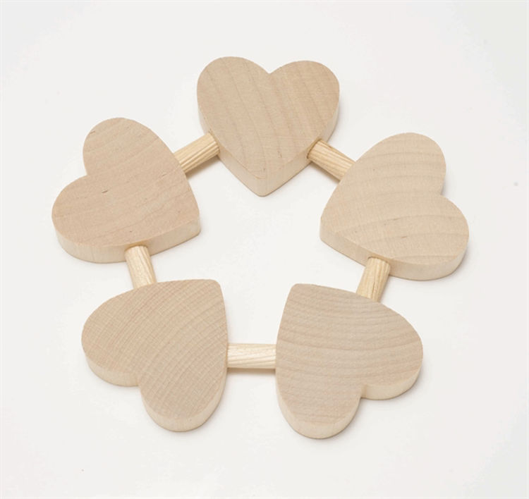 Picture of Heart Trivet