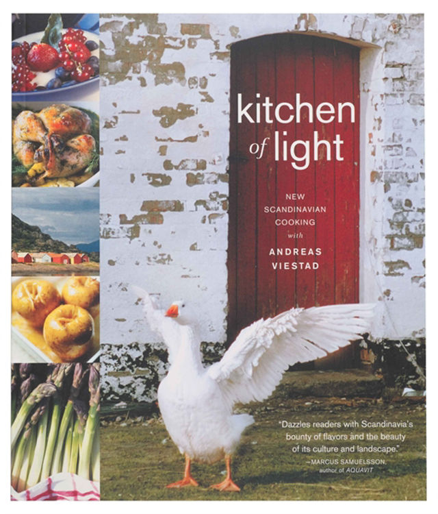 Picture of Kitchen of Light Book