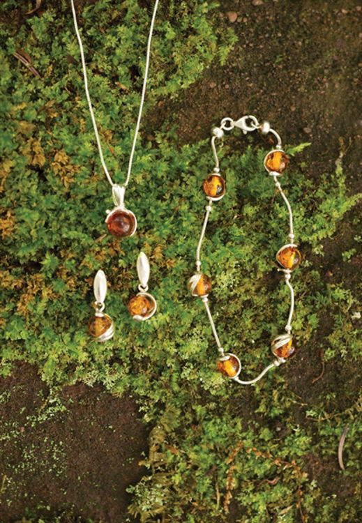 Picture of Baltic Amber Jewelry