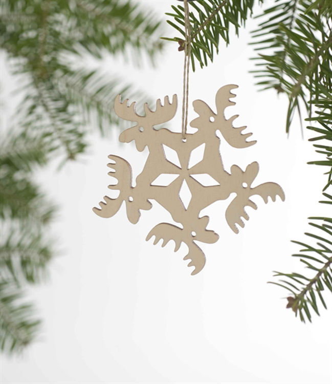 Picture of Kaleidoscope Laser-Cut Ornaments