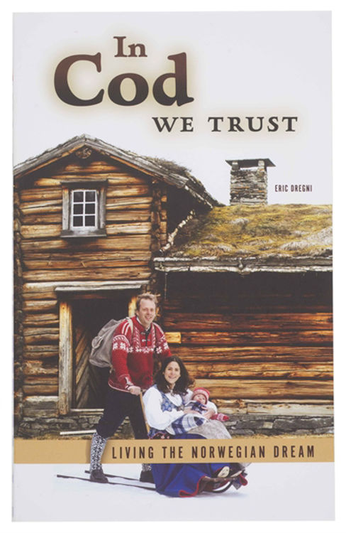 Picture of In Cod We Trust Book