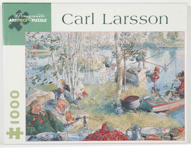 Picture of Carl Larsson Jigsaw Puzzle