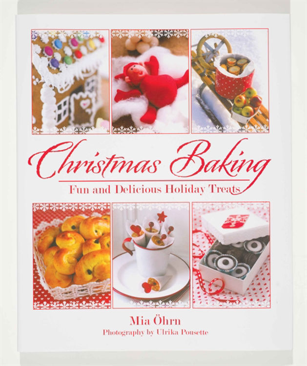 Picture of Christmas Baking Book