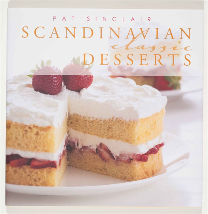 Picture of Scandinavian Classic Desserts Cookbook