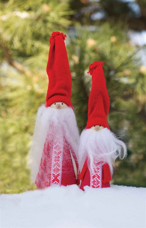 Picture of Swedish Tomte Figures