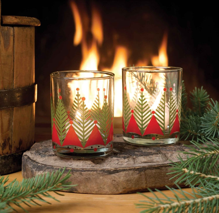 Picture of Tomte Family Glassware