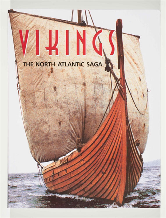 Picture of Vikings The North American Saga Book