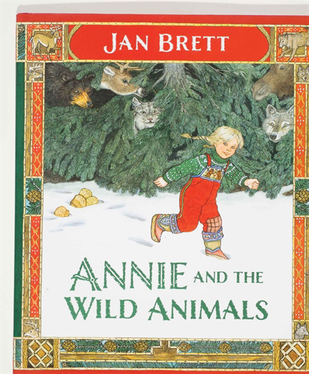 Picture of Annie and the Wild Animals Book