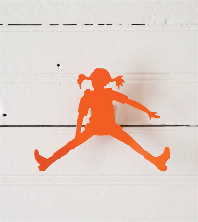 Picture of Pippi Longstocking Wall Hook