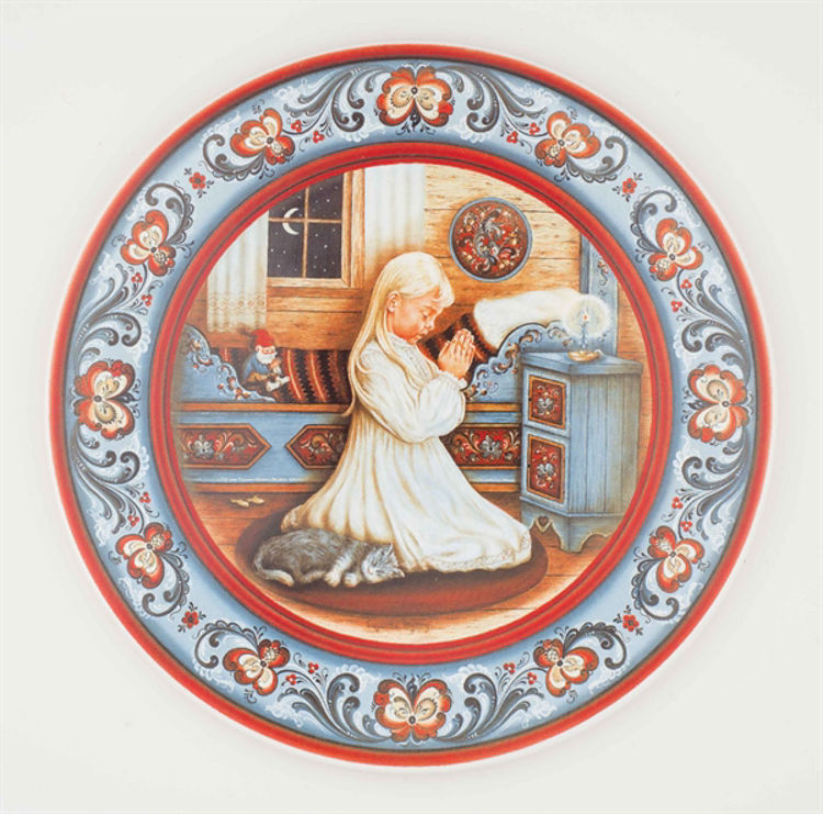 Picture of Bedtime Prayer Tile