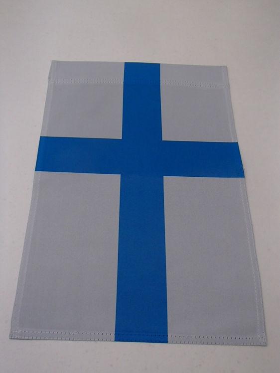 Picture of Finnish garden flag