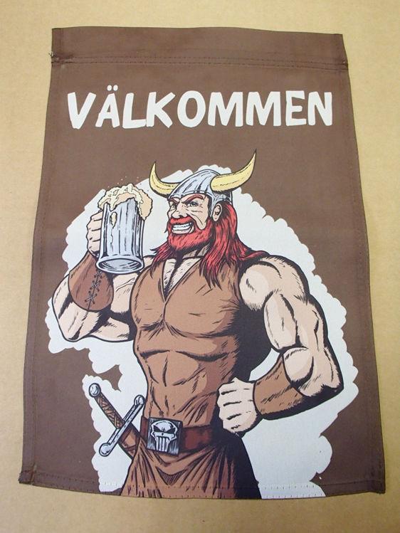 Picture of Viking Garden Flag