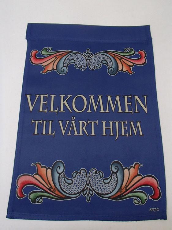 Picture of Norwegian Garden Flag
