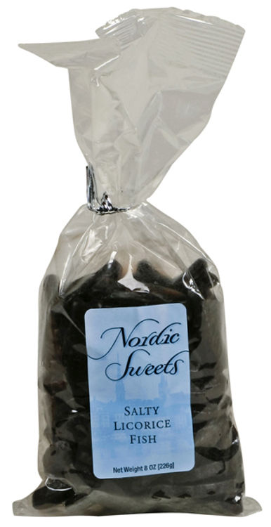 Picture of Nordic Sweets Salty Licorice Bags