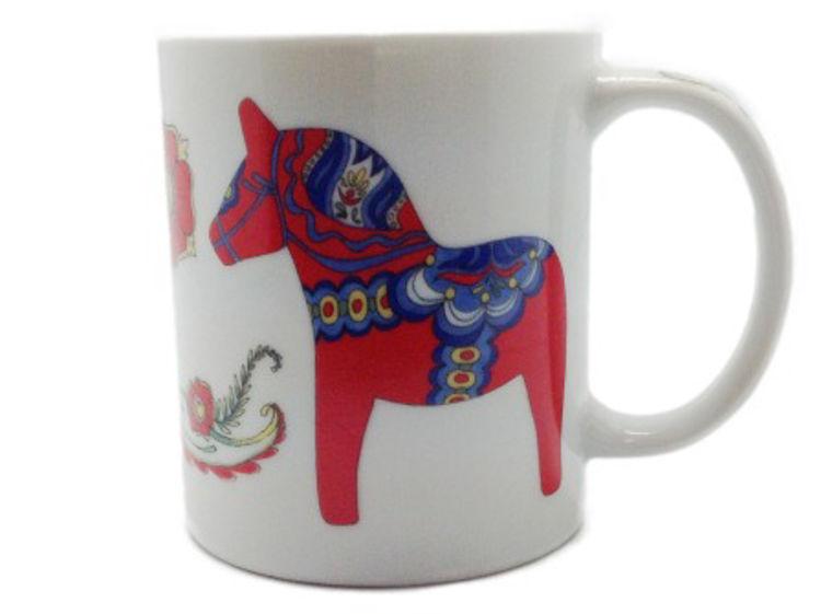 Picture of Dala Horse Mug