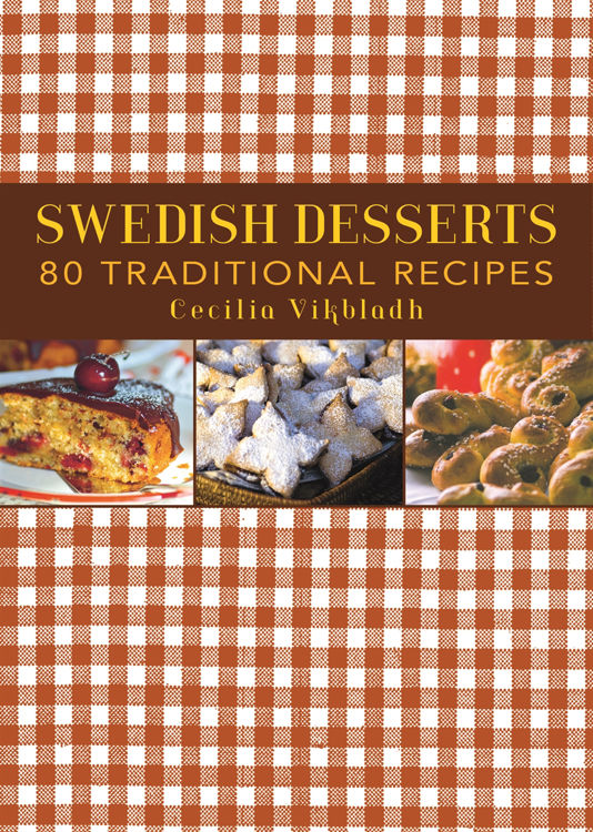 Picture of Swedish Desserts : 80 Traditional Recipes