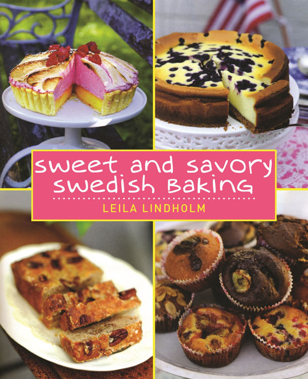 Picture of Sweet and Savory Swedish Baking