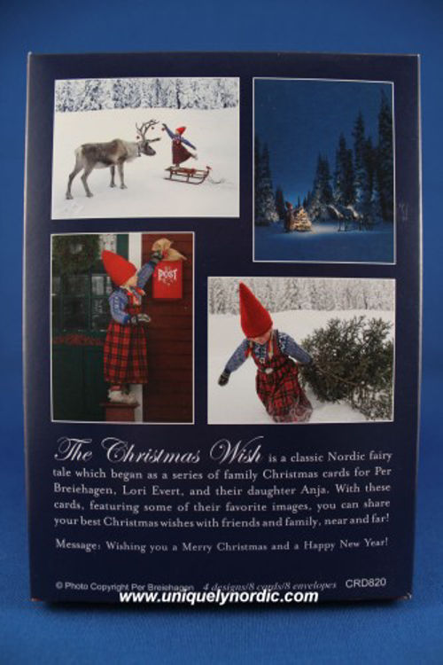 Picture of The Christmas Wish Christmas Cards